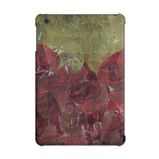 Vintage Roses Oil Grunge iPad Mini Retina Cases