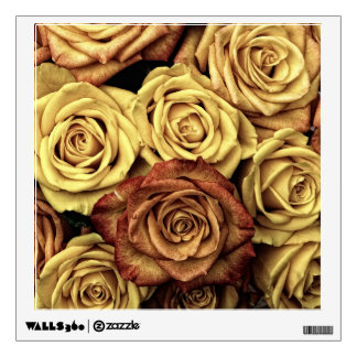 Vintage Roses Wall Sticker
