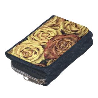Vintage Roses Wallet