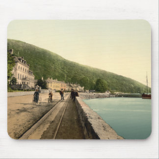 Vintage Rostrevor, County Down Mouse Pad