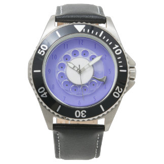 Vintage Rotary Dial Novelty Watch