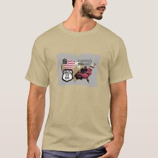 Vintage Route 66 T-Shirt