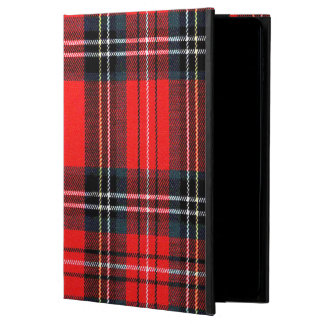 Vintage royal tartan powis iPad air 2 case