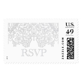 Vintage Rsvp Lace | Atelier Isabey Stamps