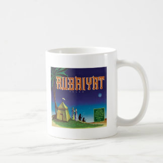 Vintage Rubaiyat Orange Label Coffee Mug