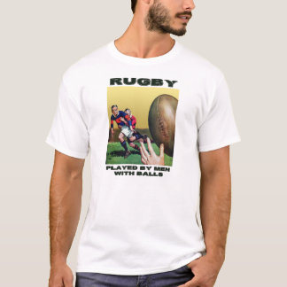 Vintage Rugby T-Shirt