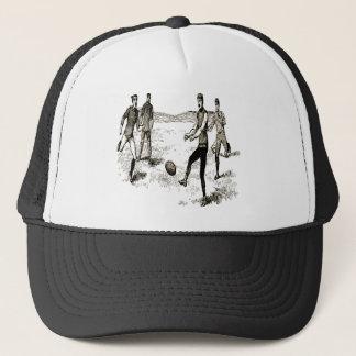 VINTAGE RUGBY TRUCKER HAT