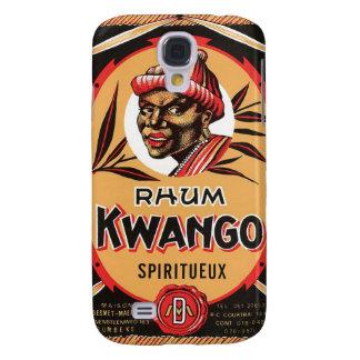 Vintage Rum Liquor Product Label Galaxy S4 Cover