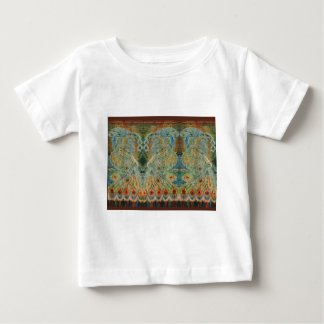Vintage Rumanian Fabric design Baby T-Shirt