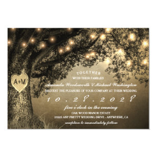 Vintage Wedding Invitations Announcements Zazzle