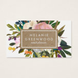 "Vintage Rustic Florals Business Card<br><div class=""desc""></div>"