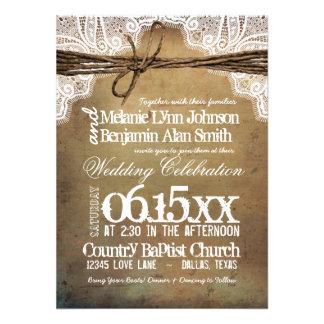 1,000+ Western Themed Wedding Invitations, Western Themed ...