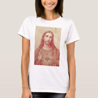 Vintage Sacred Heart of Jesus T-Shirt