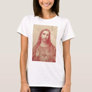 Vintage Sacred Heart of Jesus T-Shirt