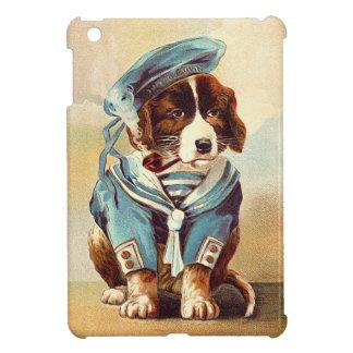 Vintage Sailor Dog Case For The iPad Mini
