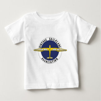 Vintage Sailplane Association Items Baby T-Shirt