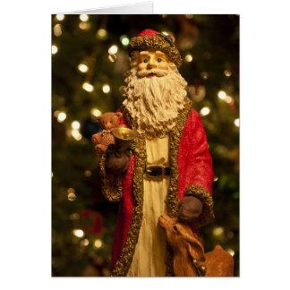 Vintage Saint Nicholas 2 Card