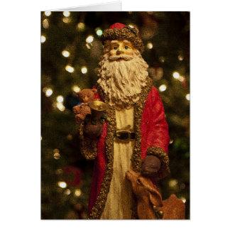 Vintage Saint Nicholas T2 Greeting Card