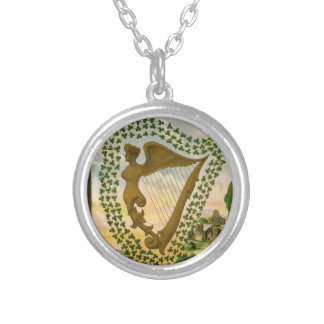 Vintage : Saint Patrick's day - Personalized Necklace