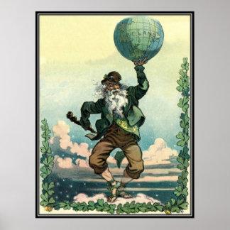Vintage : Saint Patrick's day - Posters