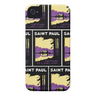 Vintage Saint Paul, Minnesota Blackberry Bold Cases