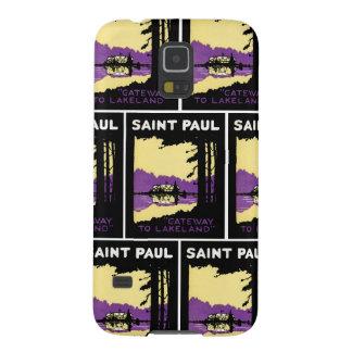 Vintage Saint Paul, Minnesota Galaxy Nexus Cover