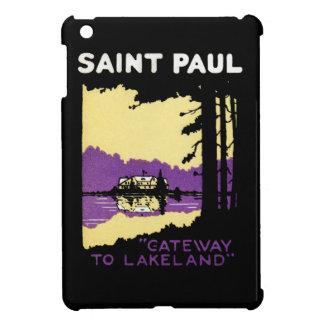 Vintage Saint Paul, Minnesota Case For The iPad Mini