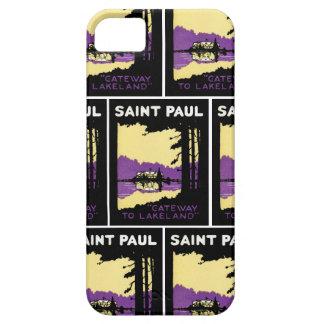 Vintage Saint Paul, Minnesota iPhone 5 Case