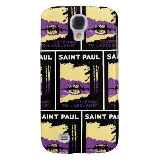 Vintage Saint Paul, Minnesota Samsung Galaxy S4 Cover