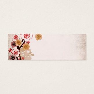 Vintage sakura Business Card