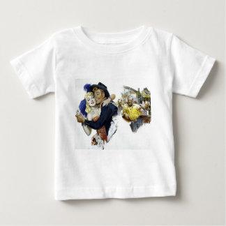 Vintage Saloon Girl Cowboy Bar Dance Fun poster Shirt