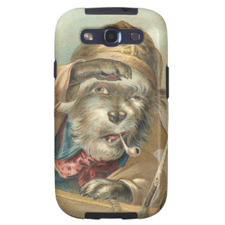 Vintage Salty Dog Samsung Galaxy SIII Covers