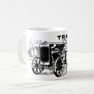 Vintage Samson Tractor Ad Coffee Mug