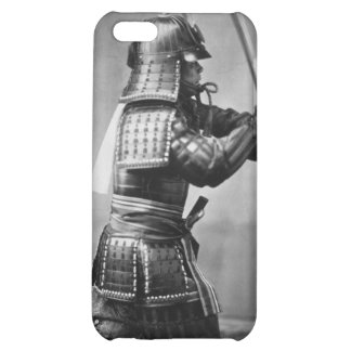 Vintage Samurai with Sword and Dagger Cover For iPhone 5C