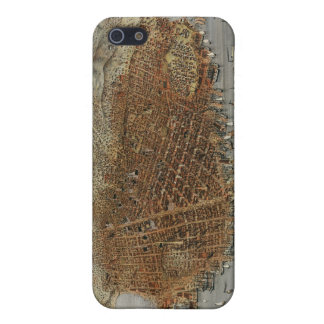 Vintage San Francisco 1878 Cases For iPhone 5