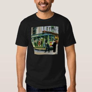 Vintage San Francisco Cable Car Shirt