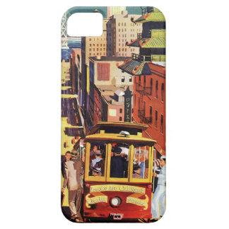 Vintage San Francisco iPhone 5 Cases