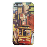 Vintage San Francisco Funda Barely There iPhone 6