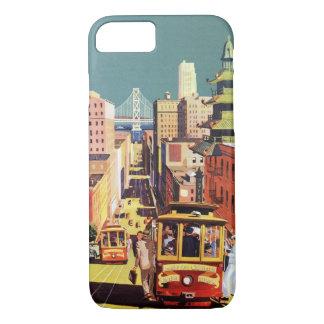 Vintage San Francisco Funda iPhone 7