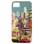 Vintage San Francisco Funda Para iPhone 5 Barely There