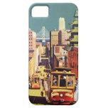 Vintage San Francisco iPhone 5 Case-Mate Cárcasa
