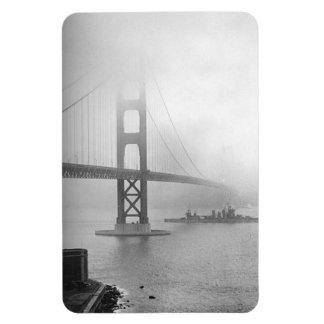 Vintage San Francisco, los E.E.U.U. - Imanes
