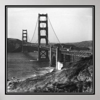 Vintage San Francisco, los E.E.U.U. - Impresiones