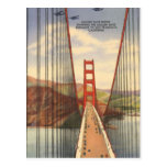 Vintage San Francisco, los E.E.U.U. - Postales