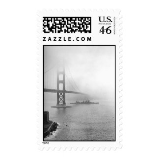 Vintage San Francisco, los E.E.U.U. - Sellos