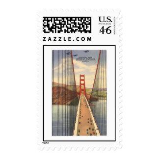 Vintage San Francisco, los E.E.U.U. - Envio