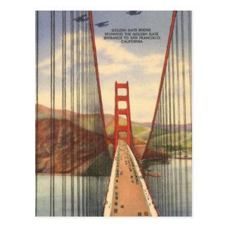 Vintage San Francisco, los E.E.U.U. - Tarjetas Postales