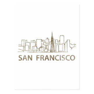 Vintage San Francisco Postcard