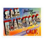 Vintage San Francisco Postcard at Zazzle