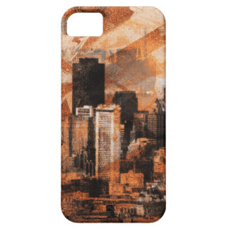 vintage san francisco rusty landscape darkside iPhone SE/5/5s case